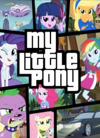 انیمیشن My Little Pony