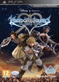 بازی Kingdom Hearts Birth by Sleep|PSP
