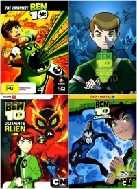 Ben 10 Special Collection