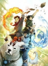 انیمیشن The Legend of Korra Book 4