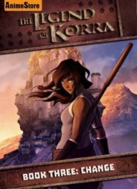 انیمیشن The Legend of Korra Book 3