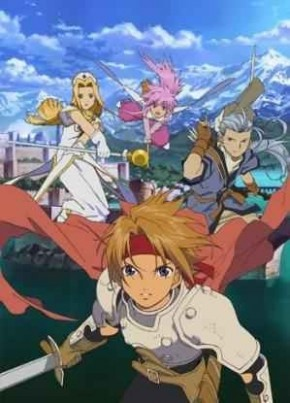 انیمه Tales of Phantasia