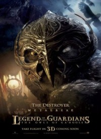انیمیشن Legend Of The Guardians