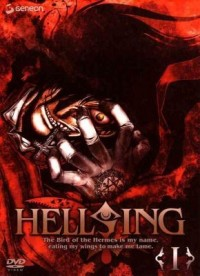 انیمه Hellsing Ultimate