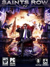 سینتس رو 4 | Saints Row IV