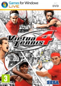 تنیس 4 | Virtua Tennis 4