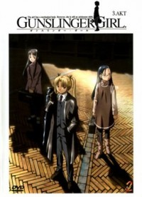 انیمه Gunslinger Girl Il
